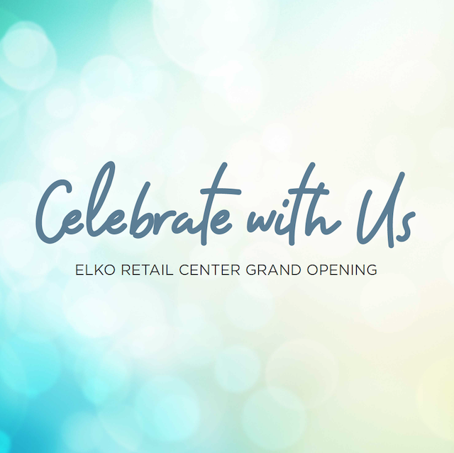 Retail Center Grand Opening Banner